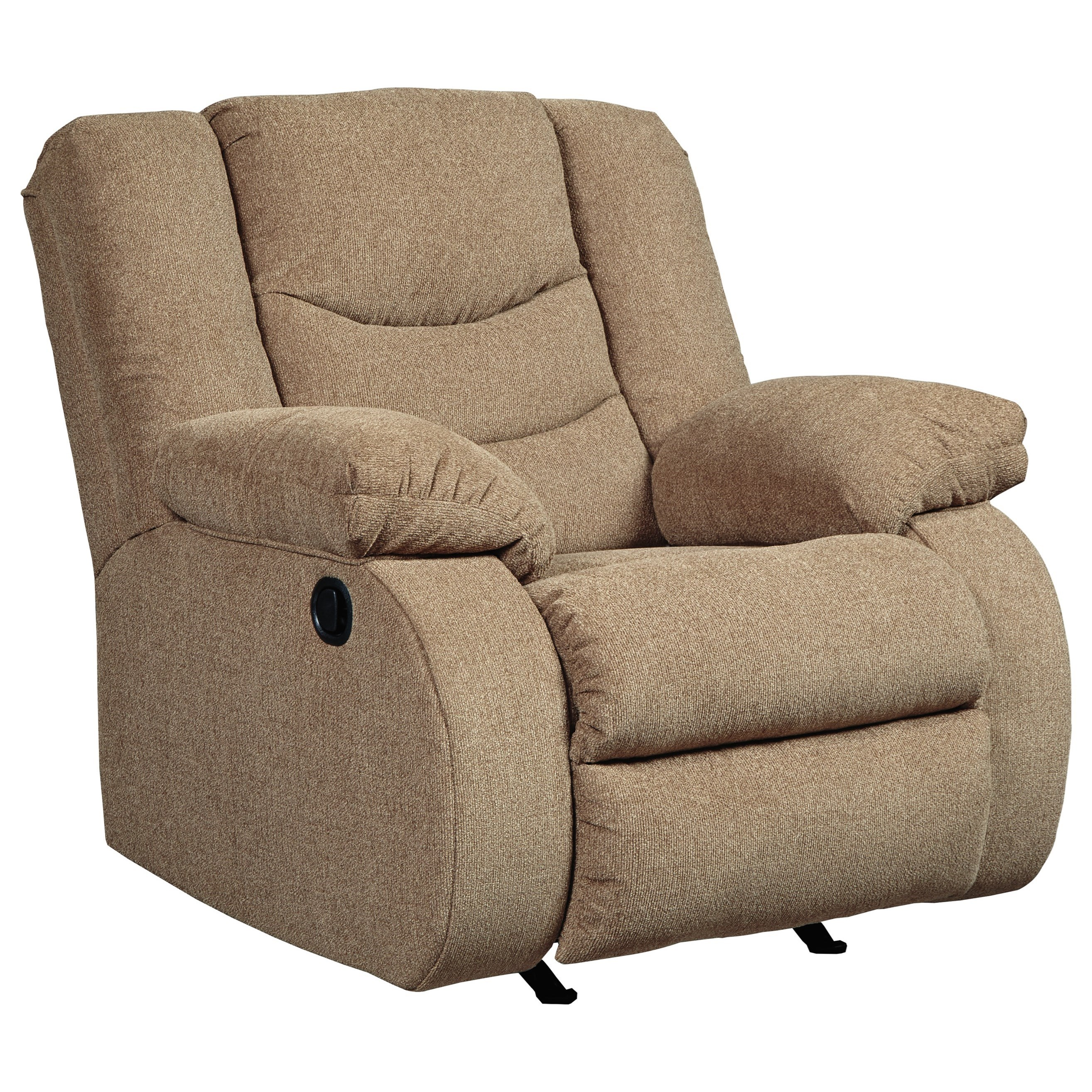 Tulen Rocker Recliner by Signature Design by Ashley at Sparks HomeStore