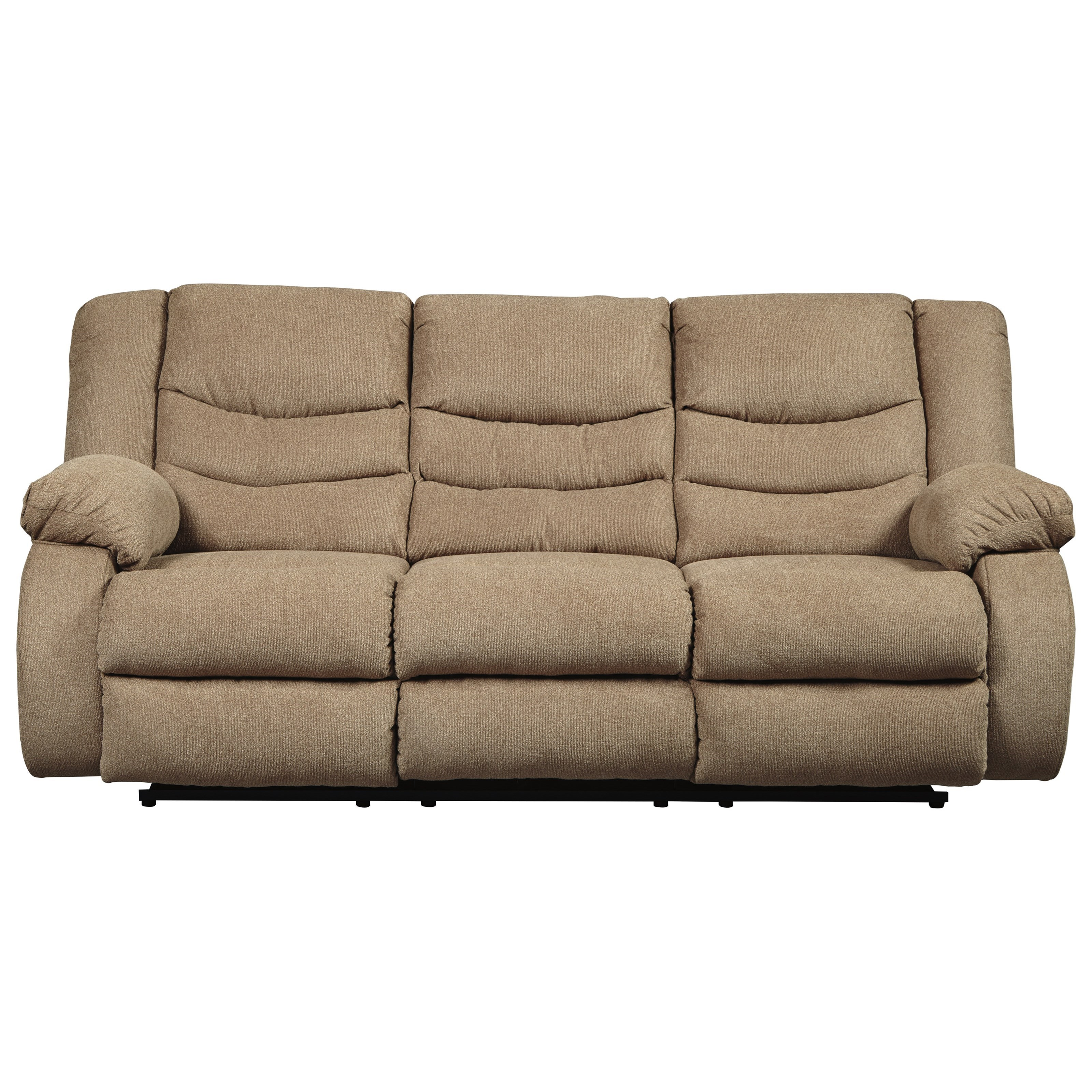 Tulen Reclining Sofa by Signature Design by Ashley at Household Furniture