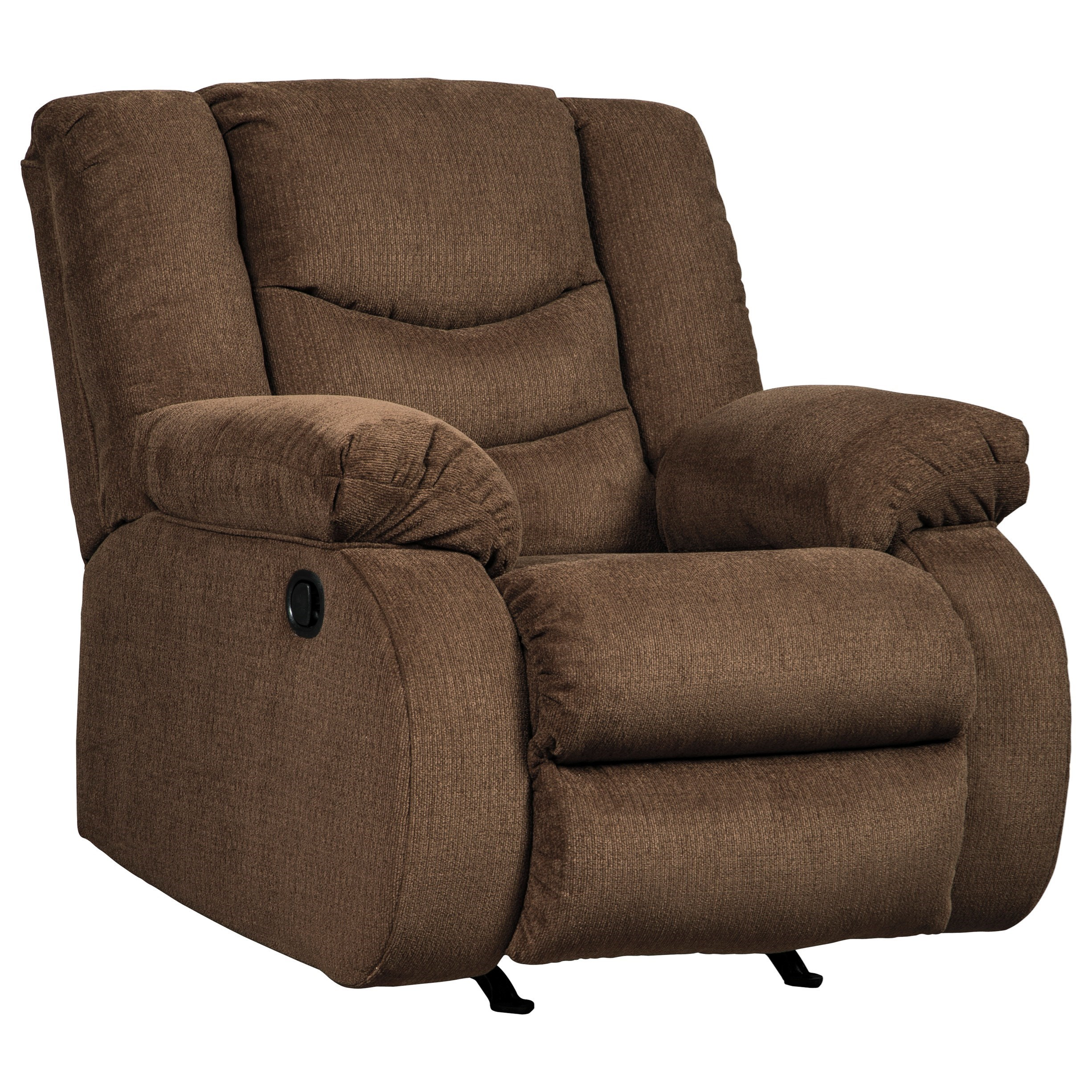 Tulen Rocker Recliner by Signature Design by Ashley at Darvin Furniture