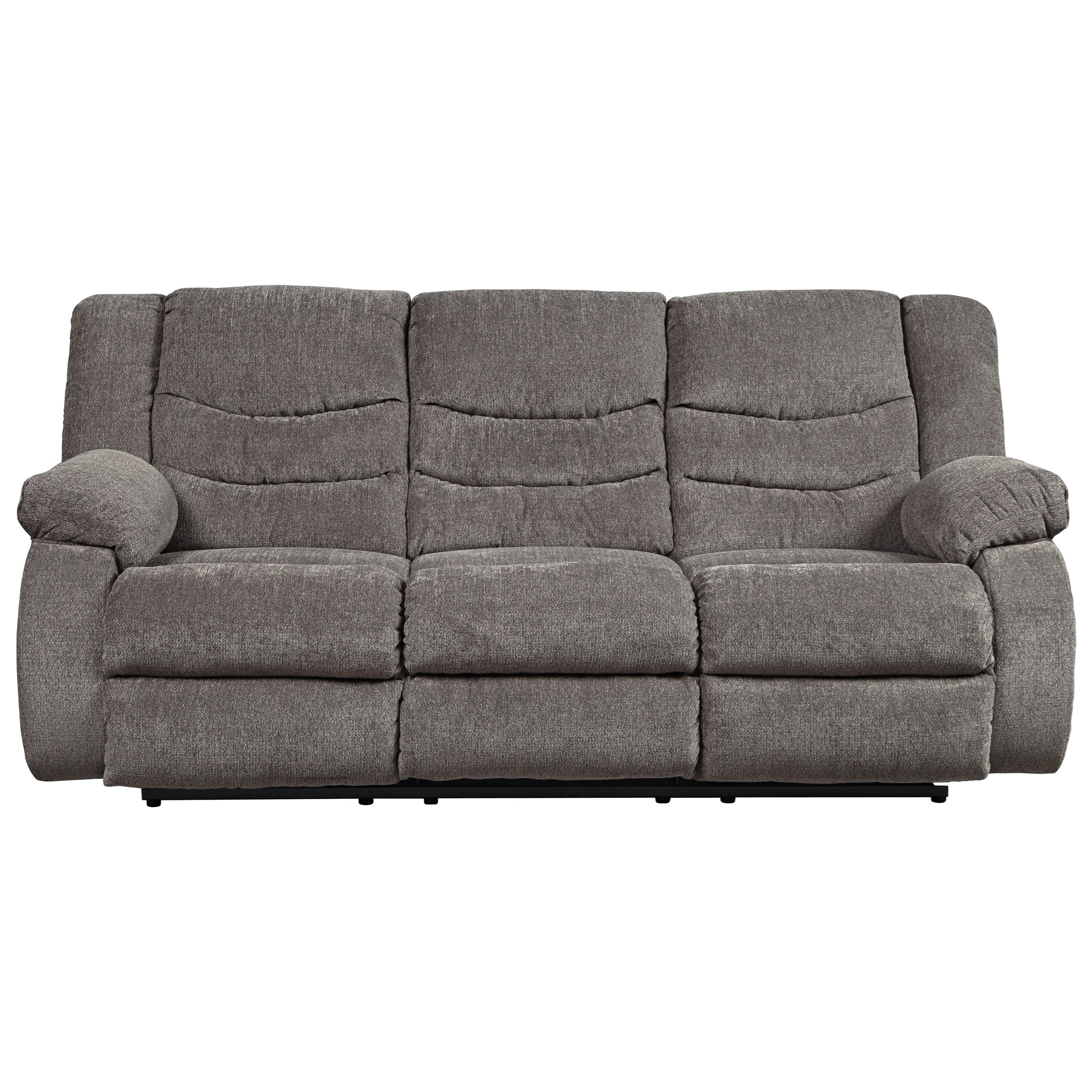 Tulen Reclining Sofa by Signature Design by Ashley at Zak's Warehouse Clearance Center