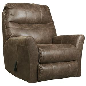 Signature Design by Ashley Tullos Rocker Recliner