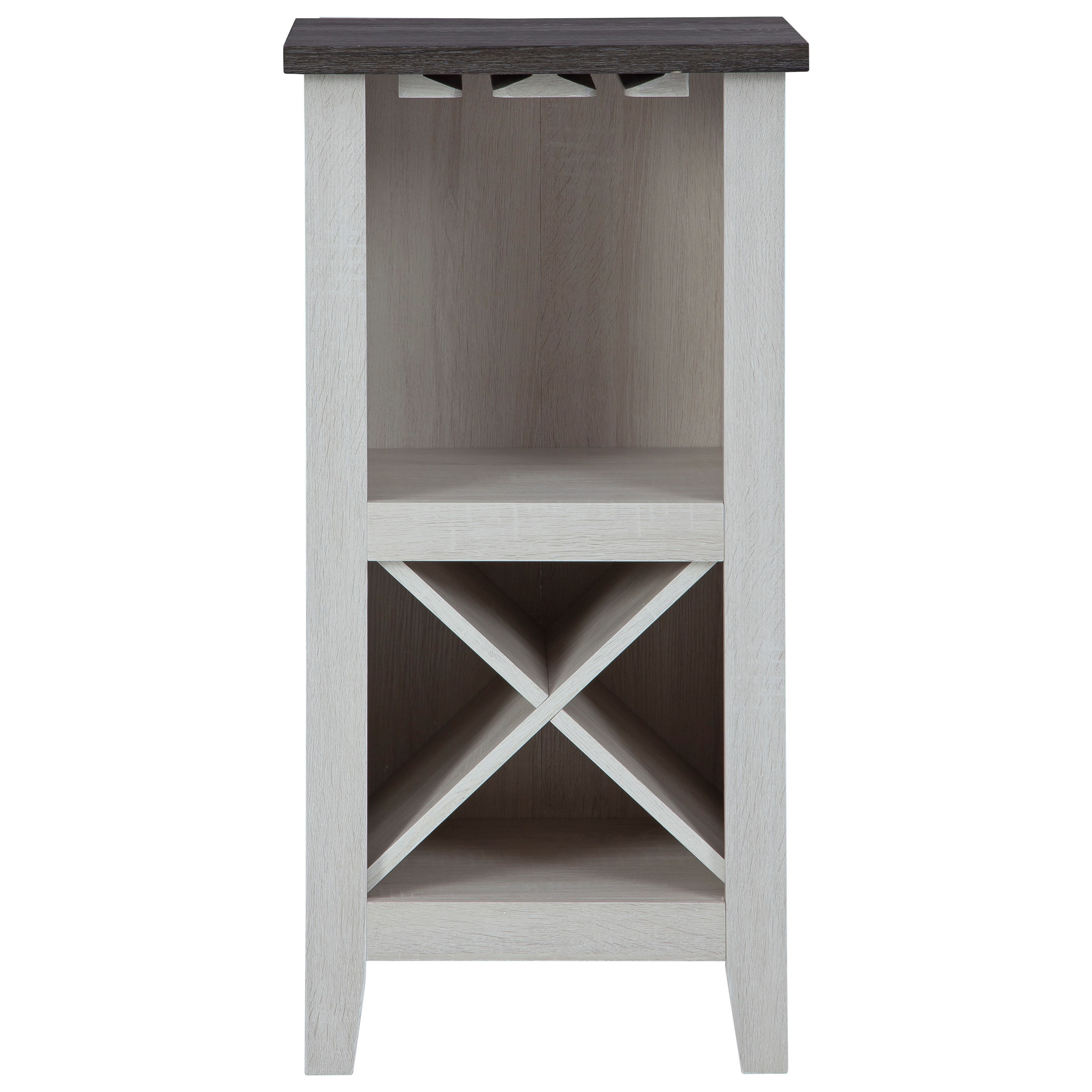 Turnley Wine Cabinet by Signature at Walker's Furniture