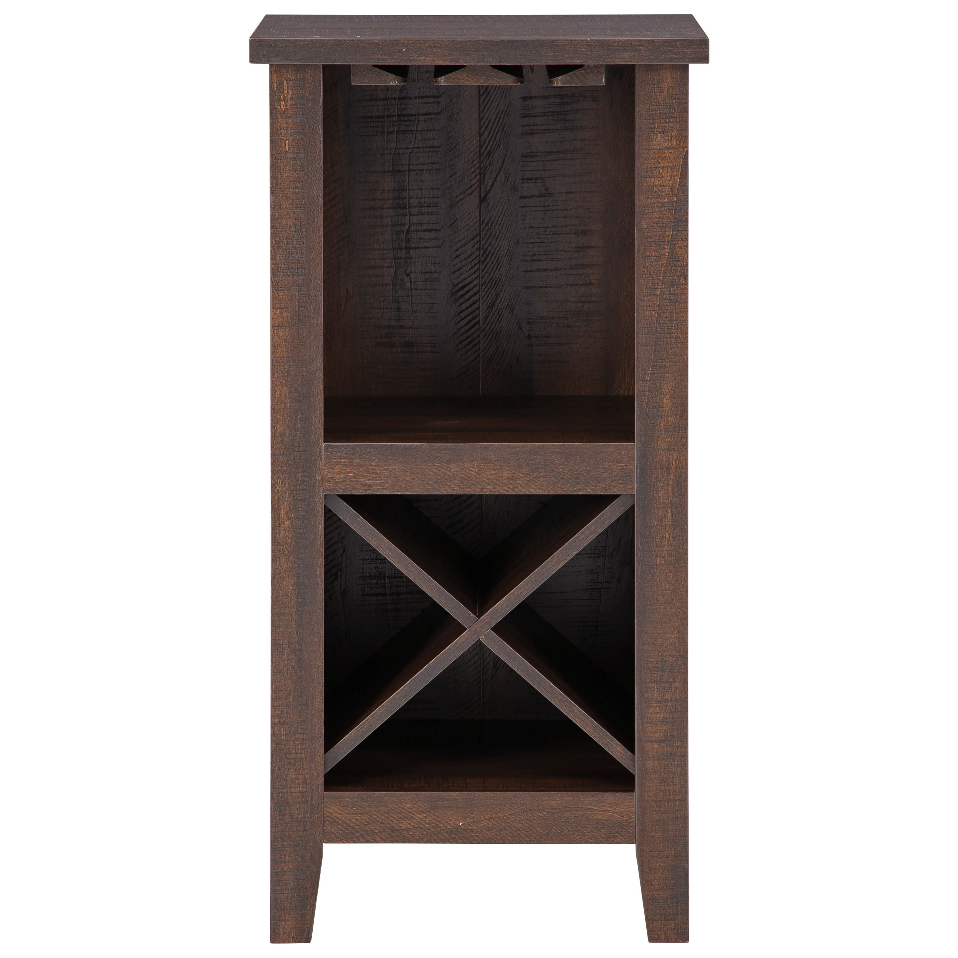 Turnley Wine Cabinet by Signature Design by Ashley at Zak's Warehouse Clearance Center