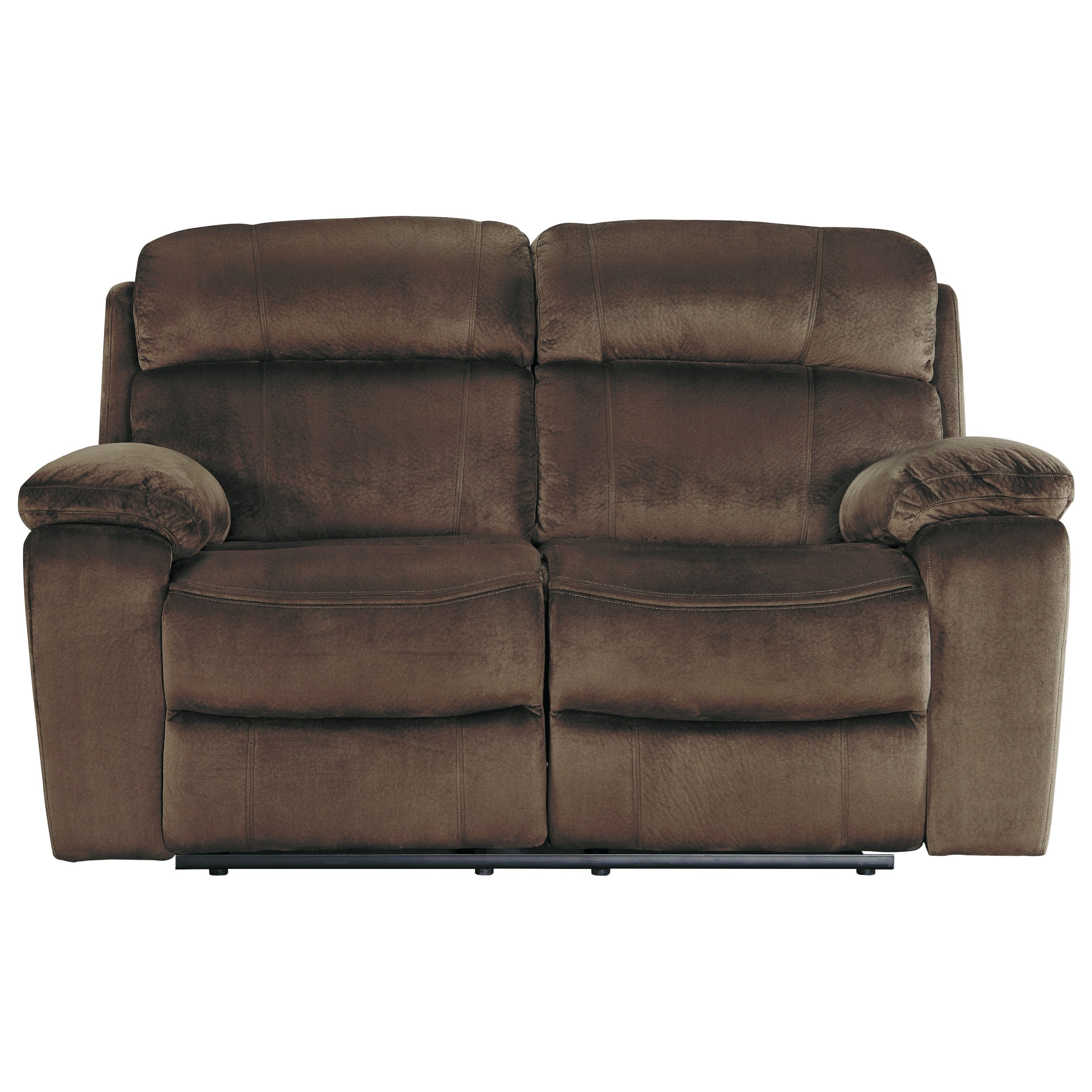Uhland Power Reclining Loveseat w/ Adj. Headrest by Ashley Furniture Signature Design at Del Sol Furniture