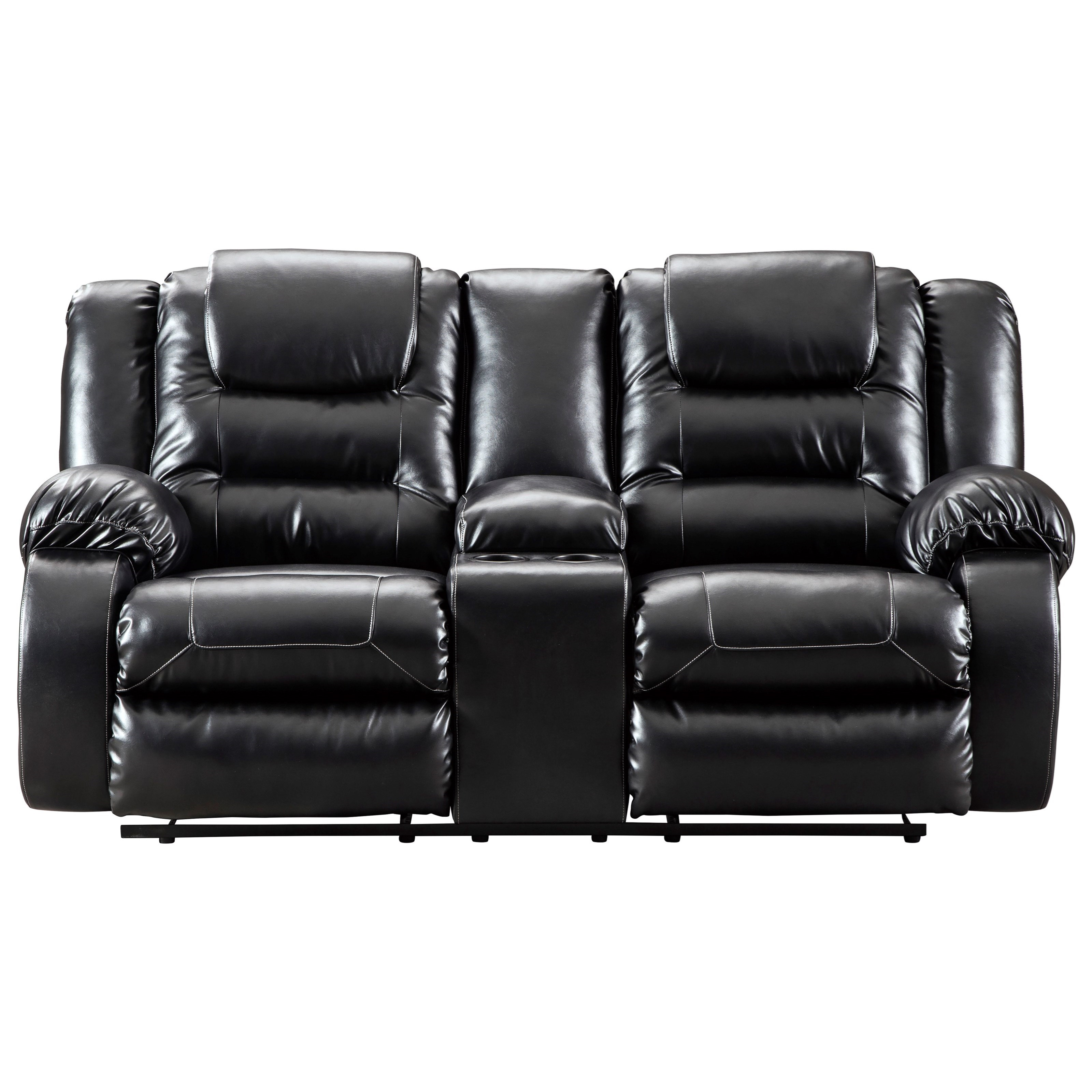 Vacherie Reclining Love Seat by Signature Design by Ashley at Northeast Factory Direct