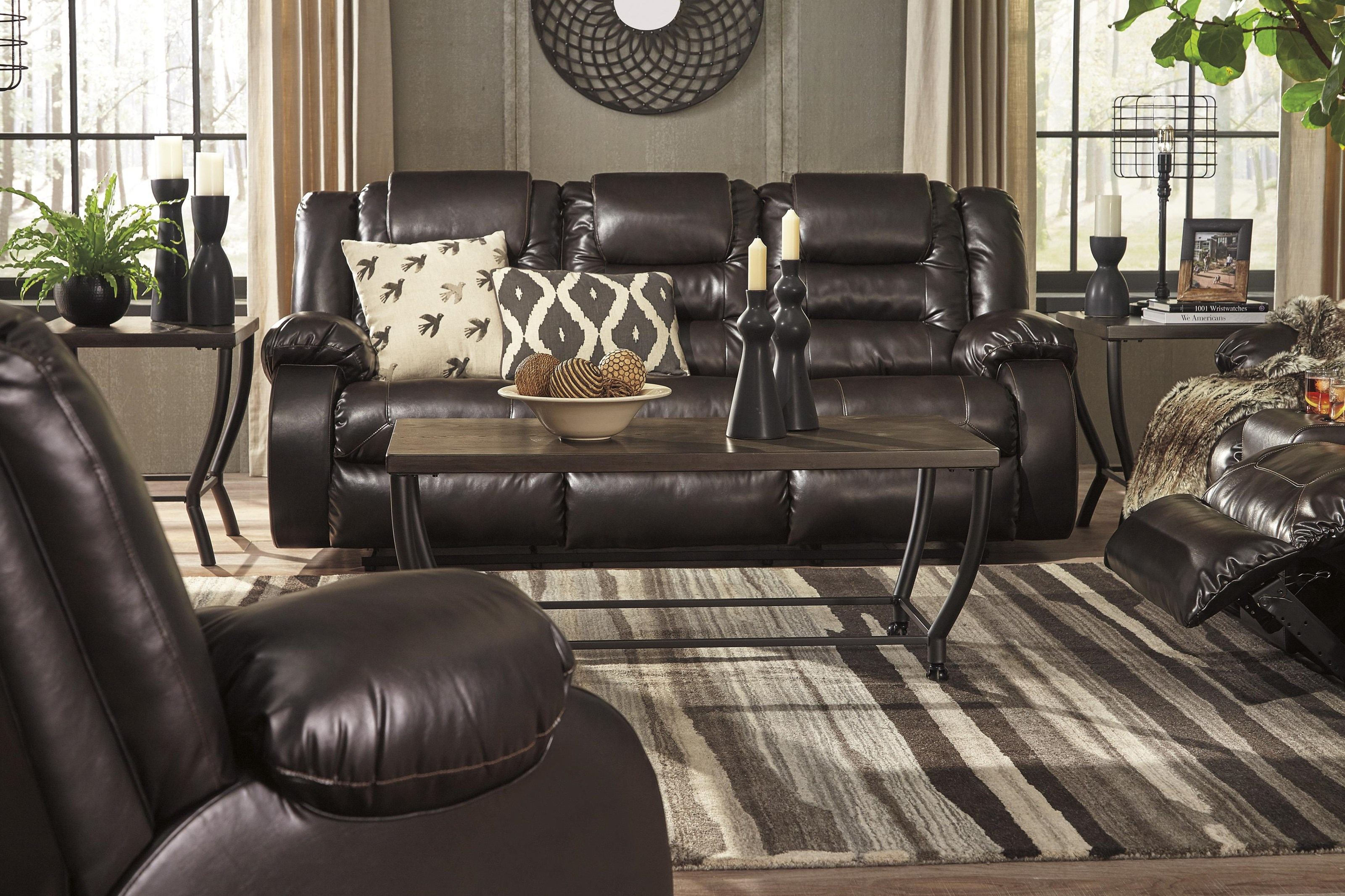 Vacherie Recliner Sofa and Recliner Set by Signature Design by Ashley at Sam Levitz Outlet