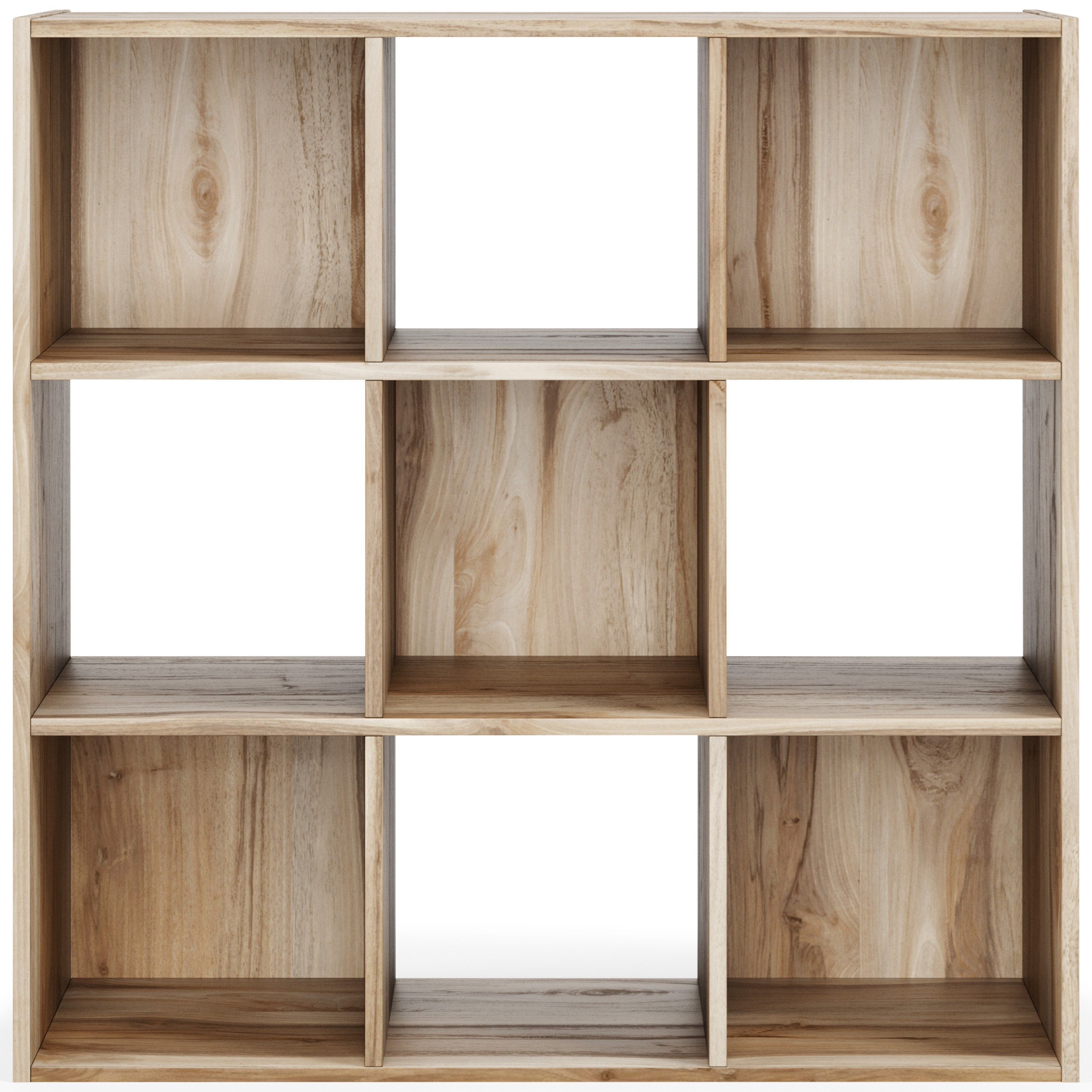 Vaibryn Nine Cube Organizer by Signature Design by Ashley at Northeast Factory Direct