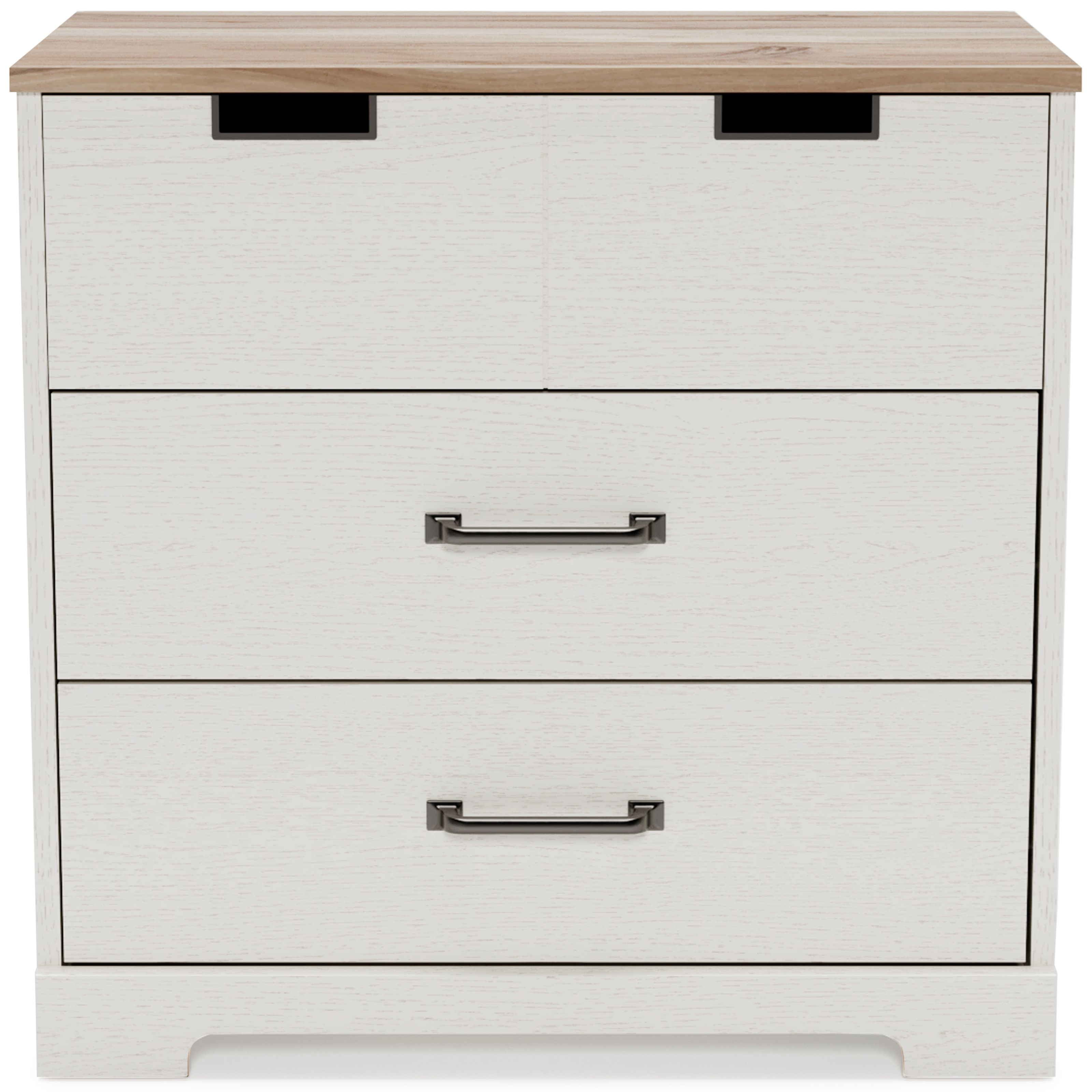 Vaibryn Chest of Drawers by Signature Design by Ashley at Furniture Barn