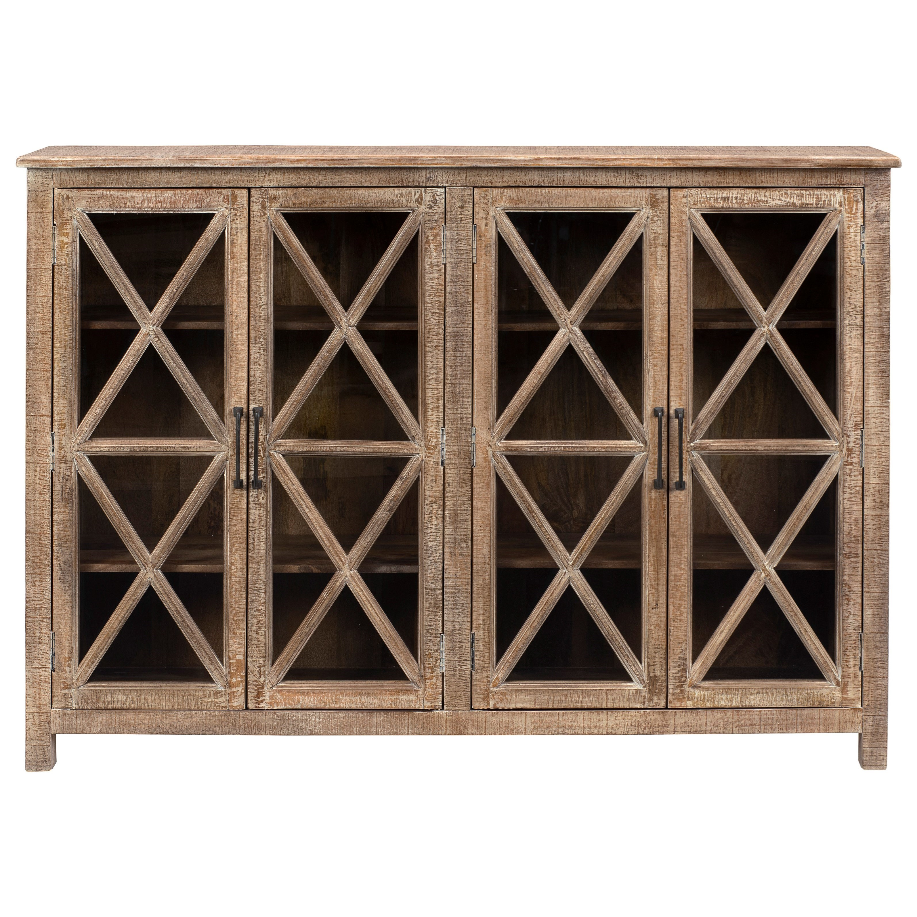 Veerland Accent Cabinet by Ashley (Signature Design) at Johnny Janosik