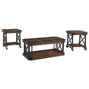 Signature Design by Ashley Vinasville Occasional Table Set