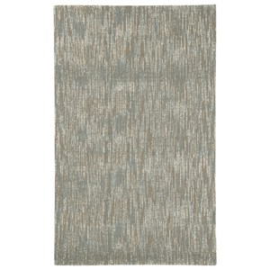 Signature Design by Ashley Casual Area Rugs Arielo Blue/Ivory Large Rug