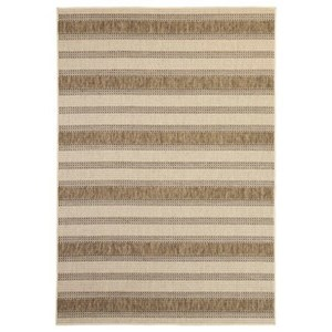 Signature Design by Ashley Casual Area Rugs Makai Beige/Brown Medium Rug