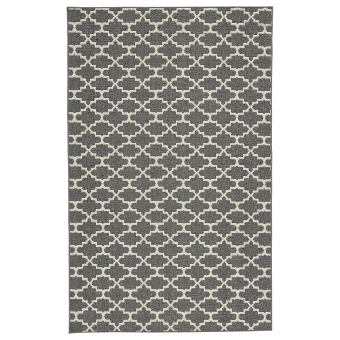 Casual Area Rugs Nathanael Gray/Tan Large Rug by Signature at Walker's Furniture