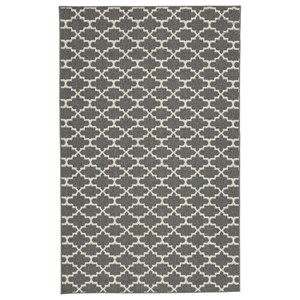 Signature Design by Ashley Casual Area Rugs Nathanael Gray/Tan Large Rug