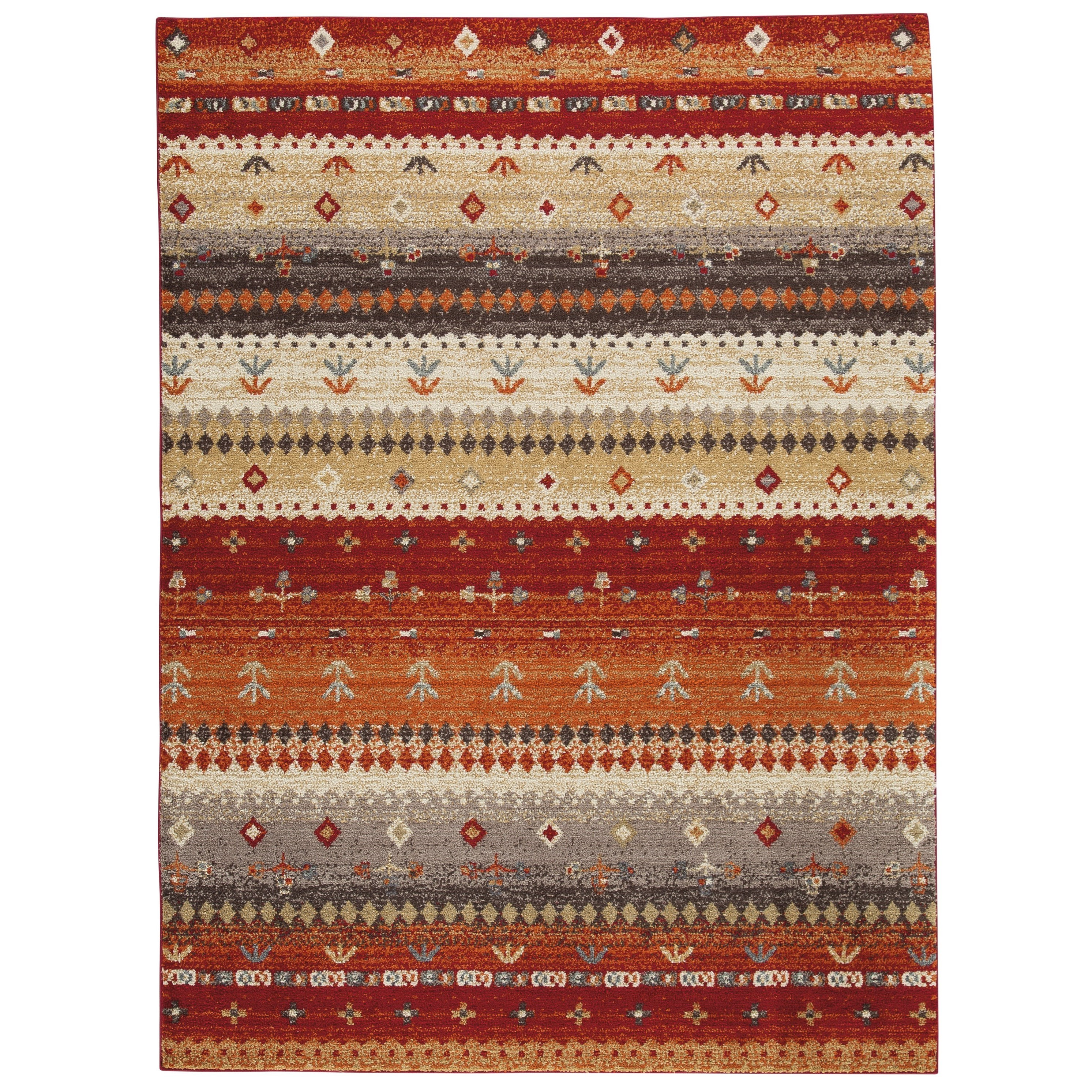 Casual Area Rugs Jaide Multi Medium Rug by Signature Design by Ashley at Coconis Furniture & Mattress 1st