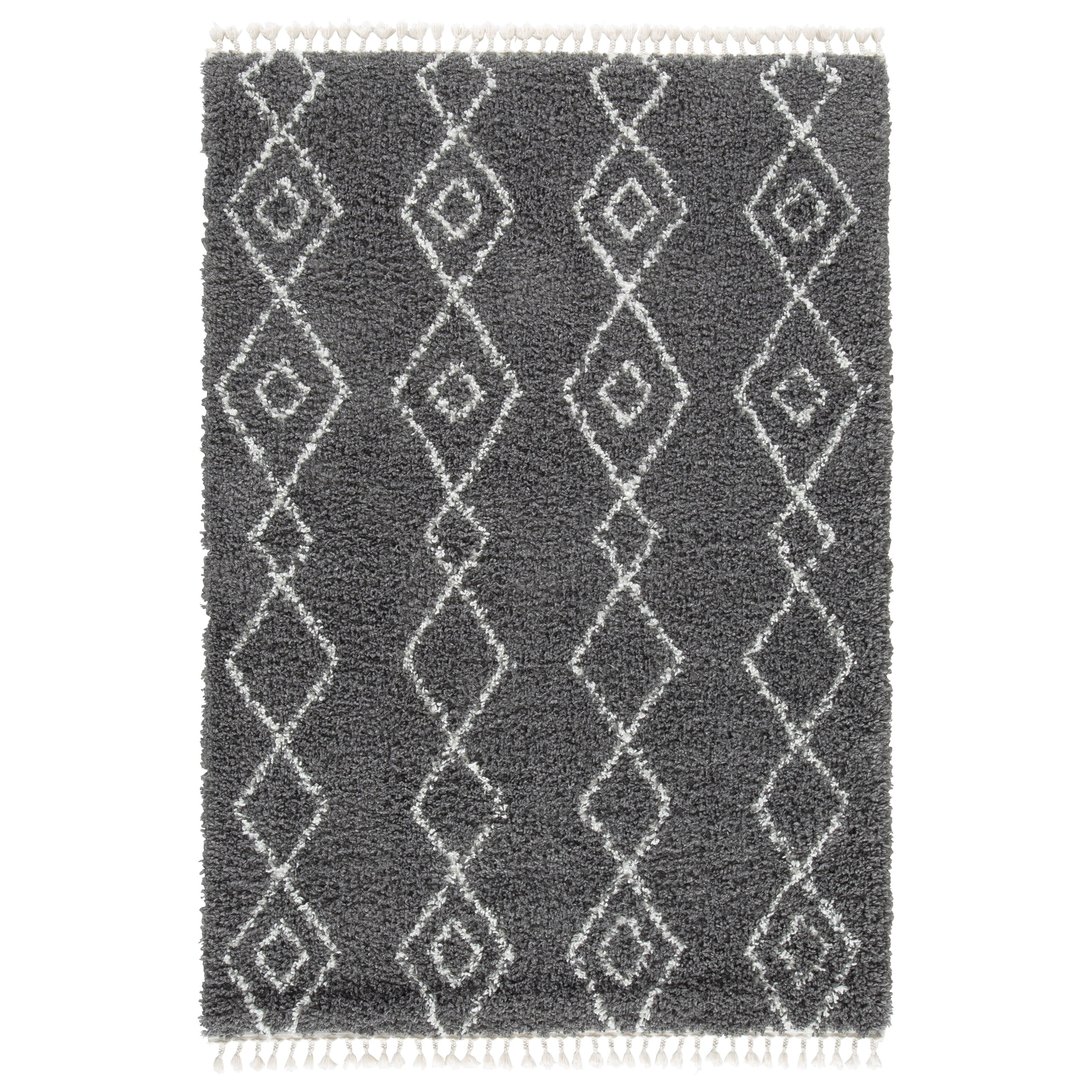 Casual Area Rugs Maysel Gray/Cream Medium Rug by Signature Design by Ashley at Northeast Factory Direct