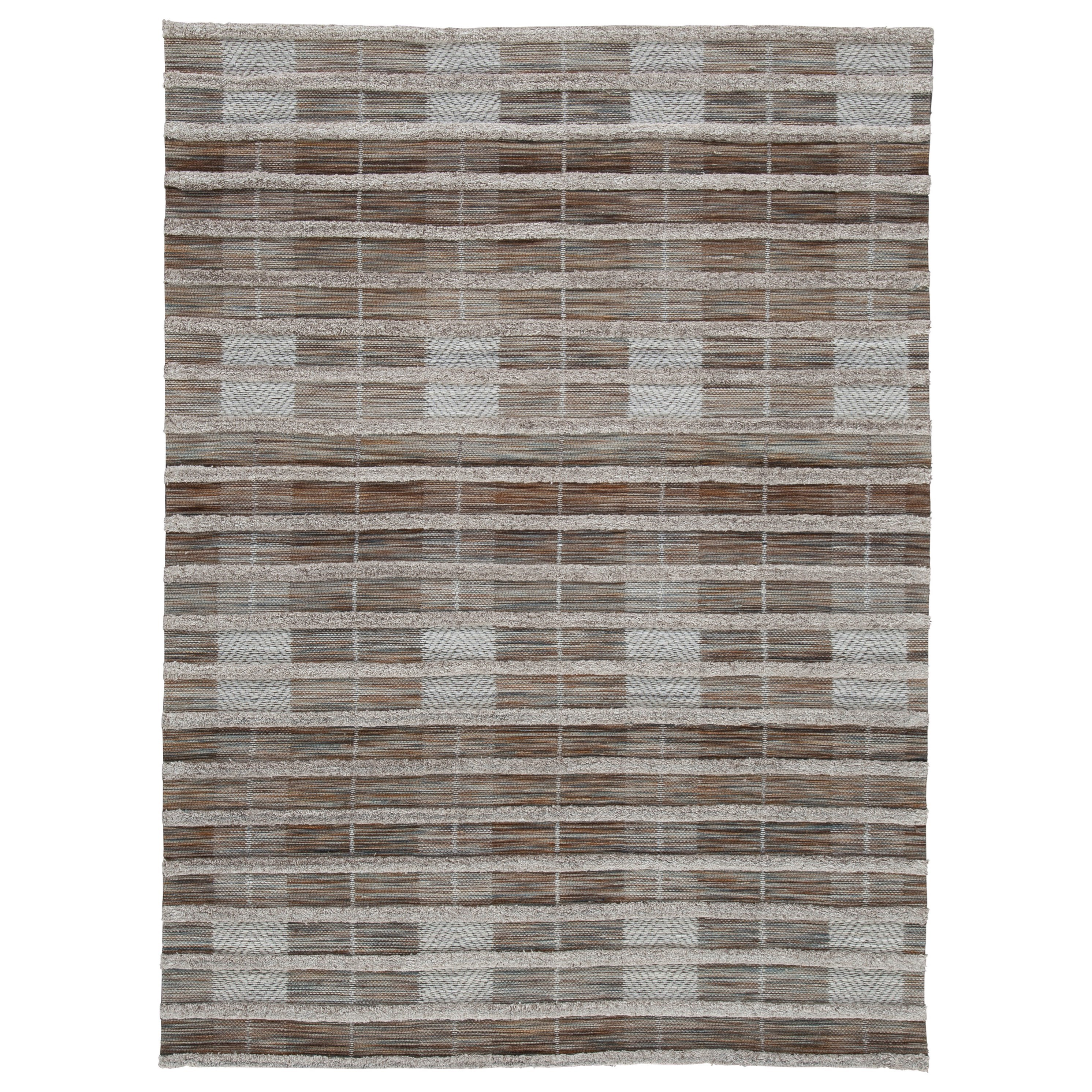 Casual Area Rugs Edrea Brown Medium Rug by Signature Design by Ashley at Northeast Factory Direct