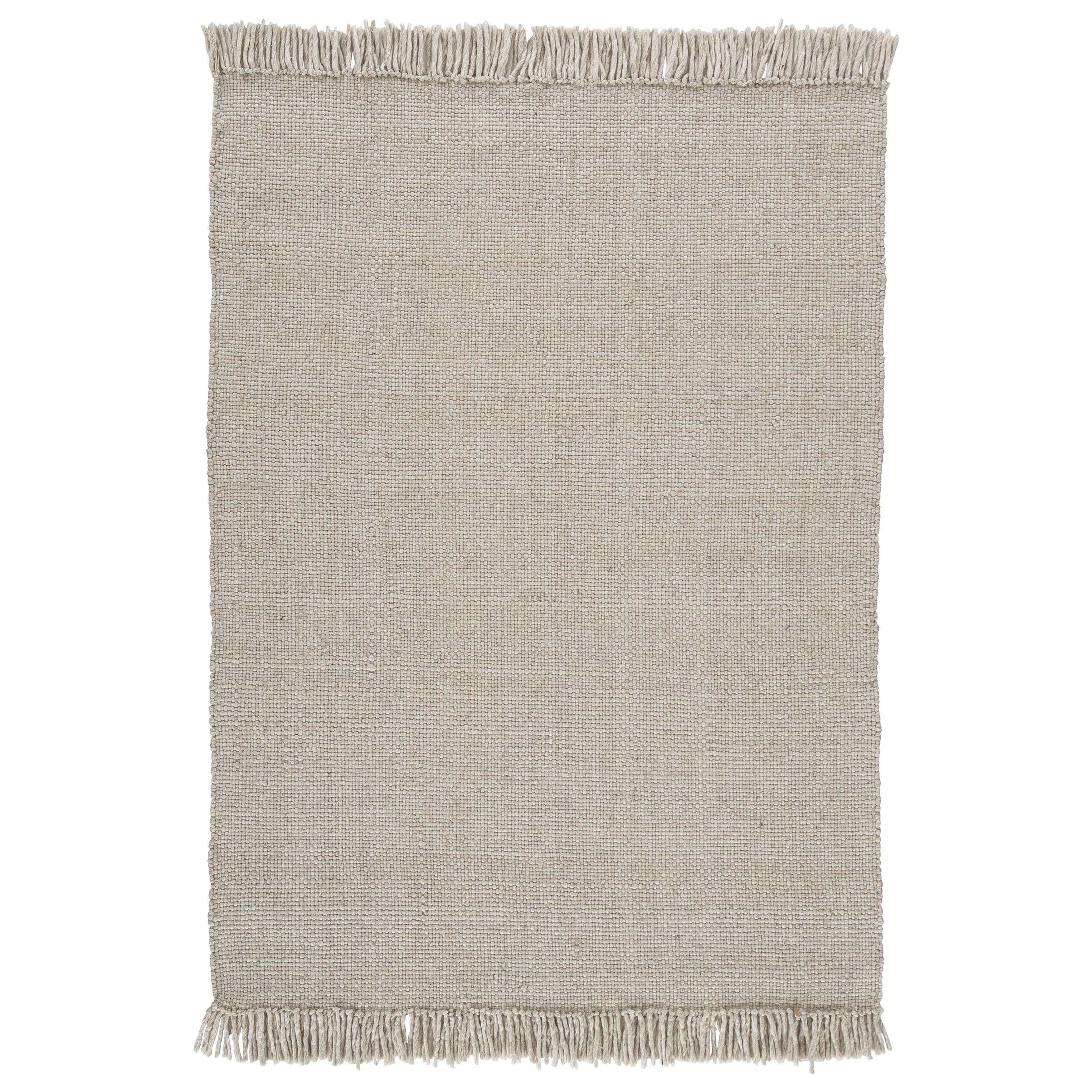 Casual Area Rugs Mariano Cream/Brown Medium Rug by Signature at Walker's Furniture