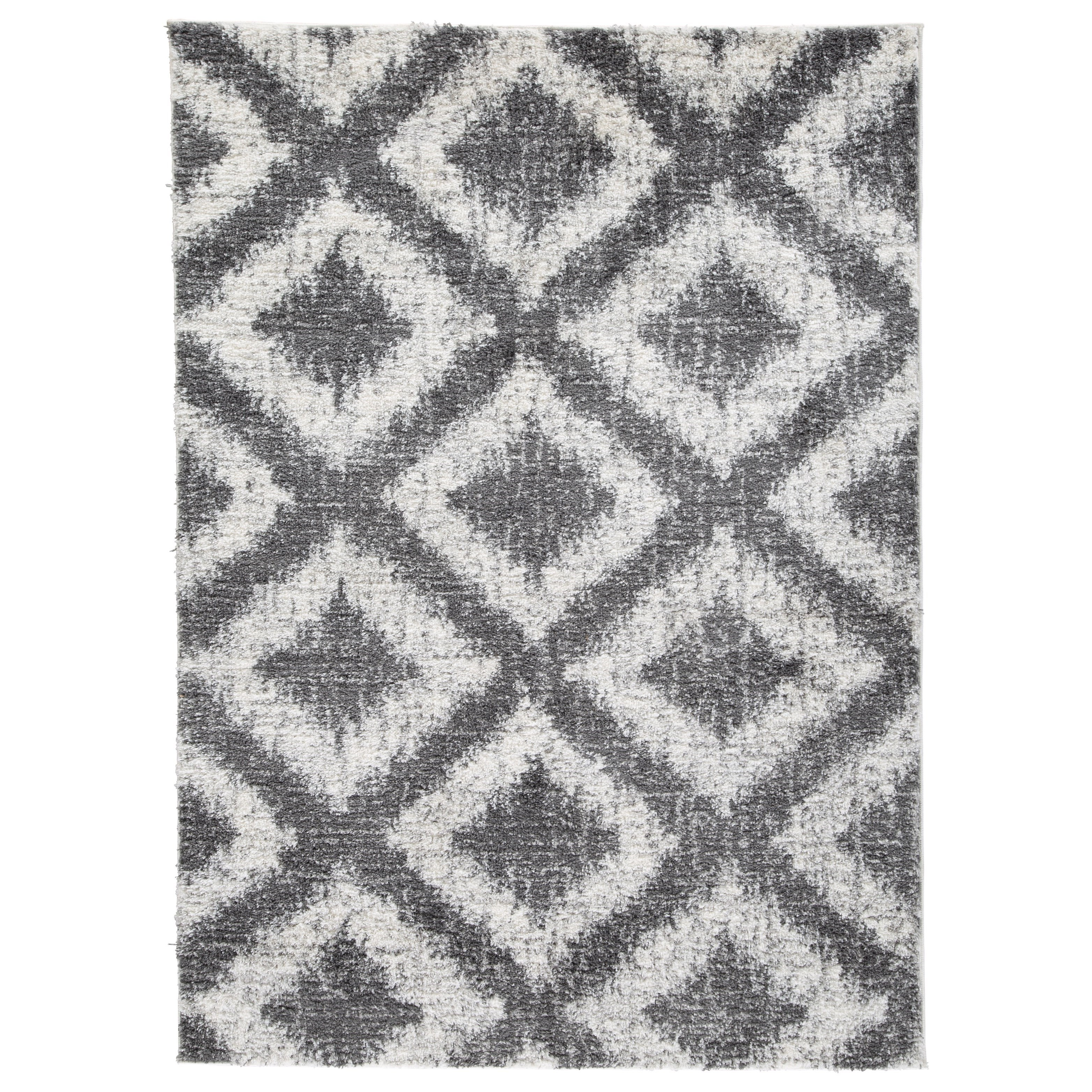 Casual Area Rugs Junette Cream/Gray Medium Rug by Signature Design by Ashley at Northeast Factory Direct