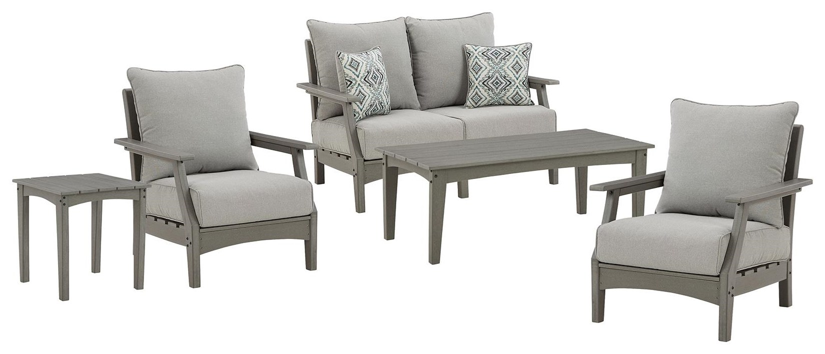 Visola Loveseat, CHAIRS, END And COCKTAIL TABLES by Ashley (Signature Design) at Johnny Janosik