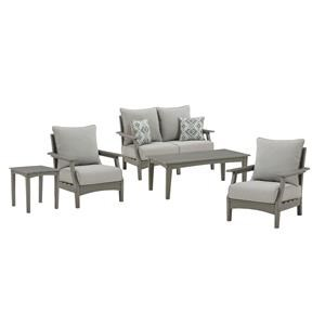 Loveseat, CHAIRS, END And COCKTAIL TABLES