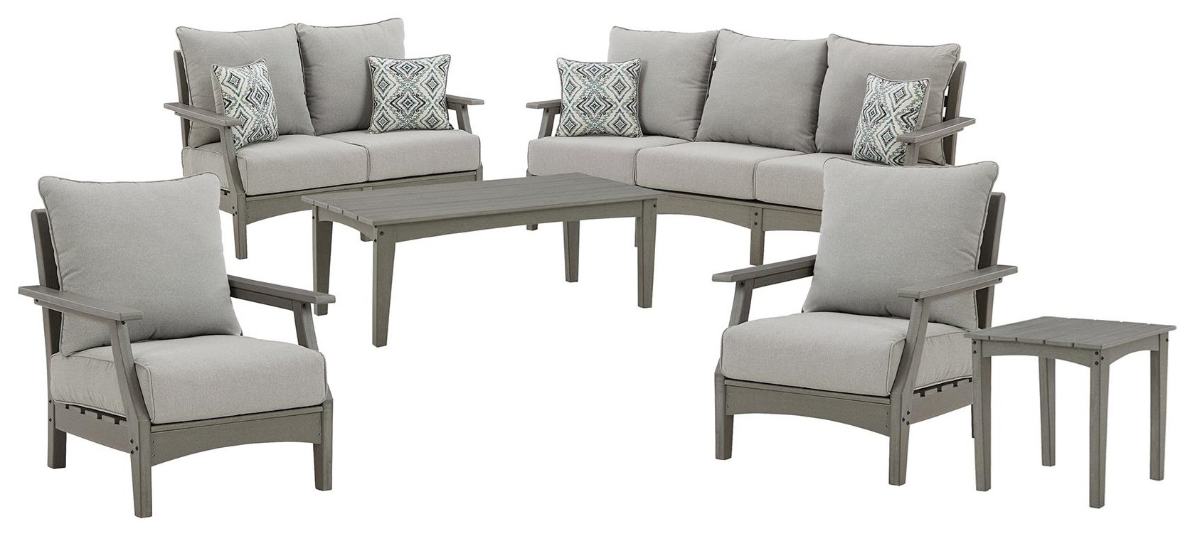 Visola Sofa, Loveseat, CHAIRS, END, COCKTAIL TABLES by Ashley (Signature Design) at Johnny Janosik