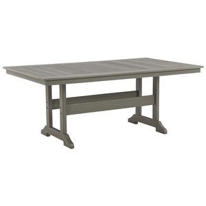 "72"" x 42"" Rectanagle Dining Table"