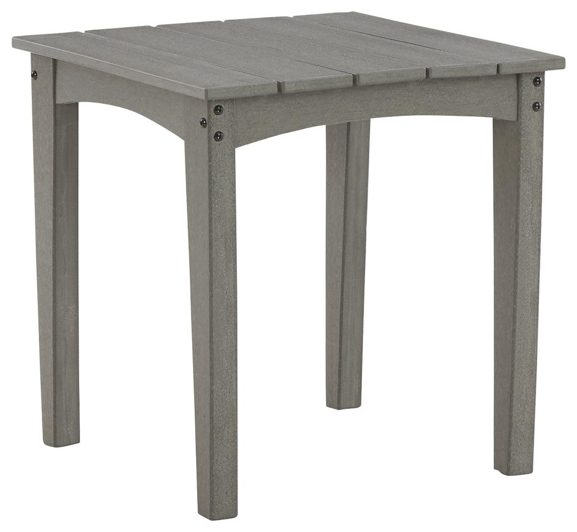 Visola Square End Table by Ashley (Signature Design) at Johnny Janosik