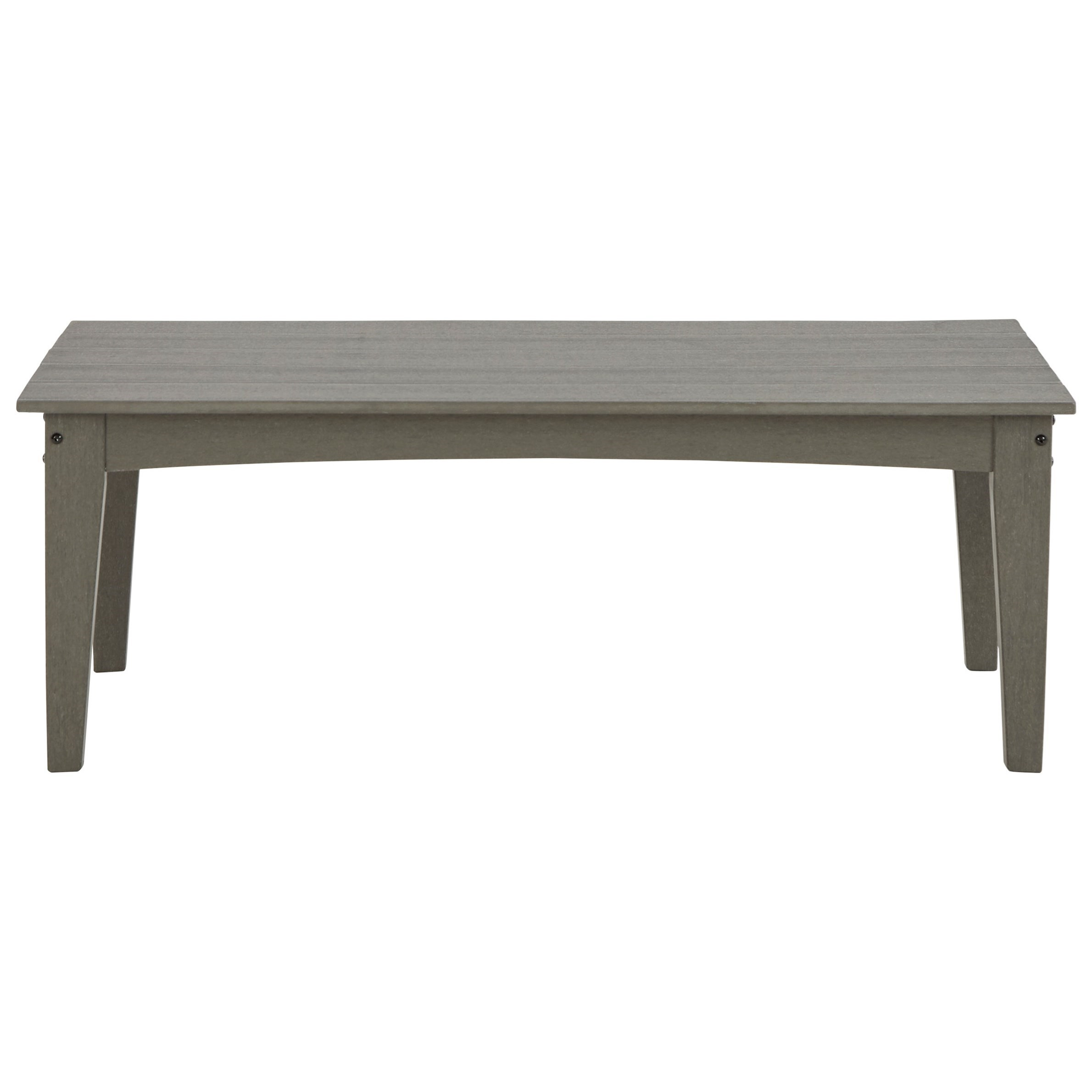 Visola Rectangular Cocktail Table by Signature at Walker's Furniture