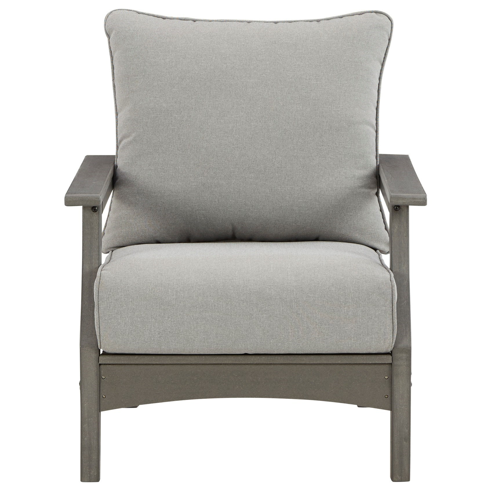 Visola Lounge Chair w/ Cushion by Signature at Walker's Furniture