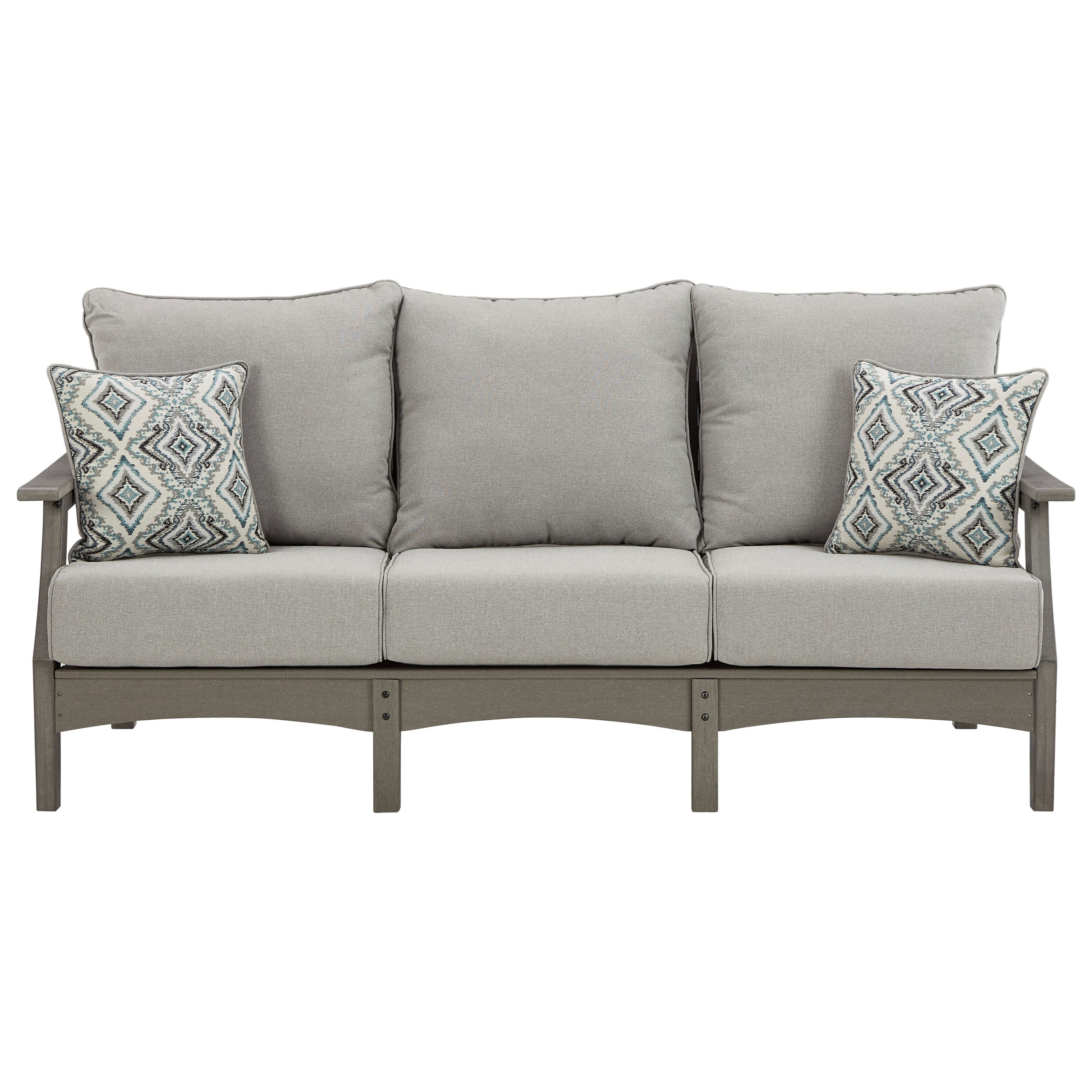 Visola Sofa with Cushion by Signature Design by Ashley at Darvin Furniture