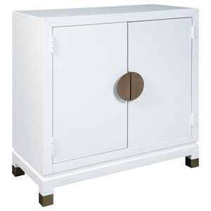 Contemporary Accent Cabinet