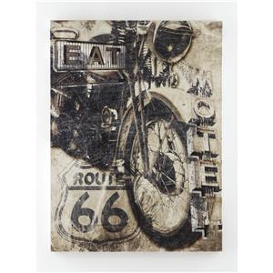 Signature Design by Ashley Wall Art Brogan (Multi) - Wall Art