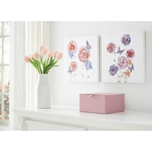 Signature Design by Ashley Wall Art Carla Wall Art Set