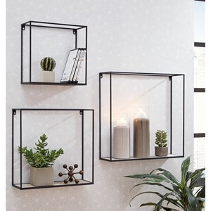 Efharis Wall Shelf Set