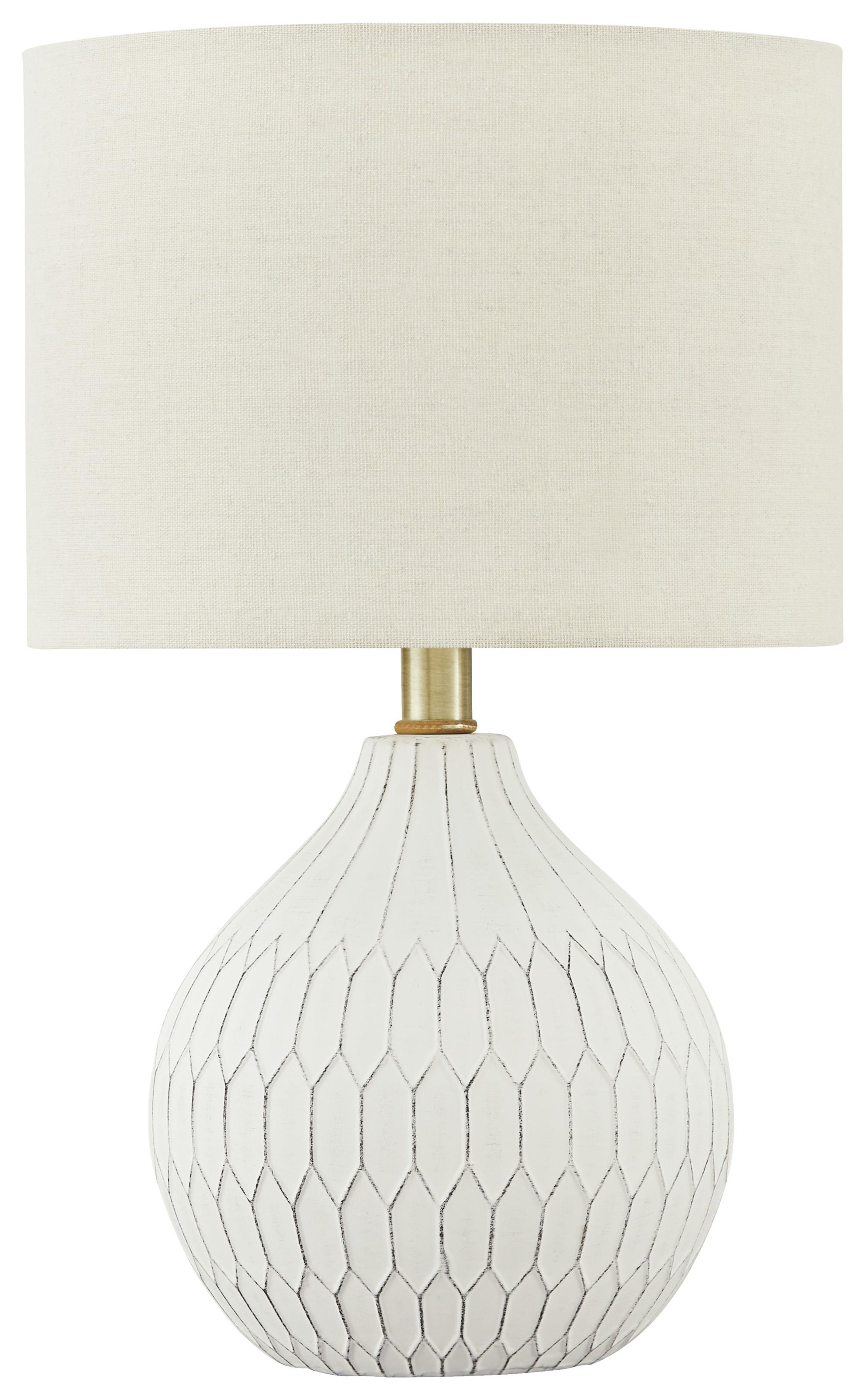 Wardmont Table Lamp by Signature Design by Ashley at Sam Levitz Outlet