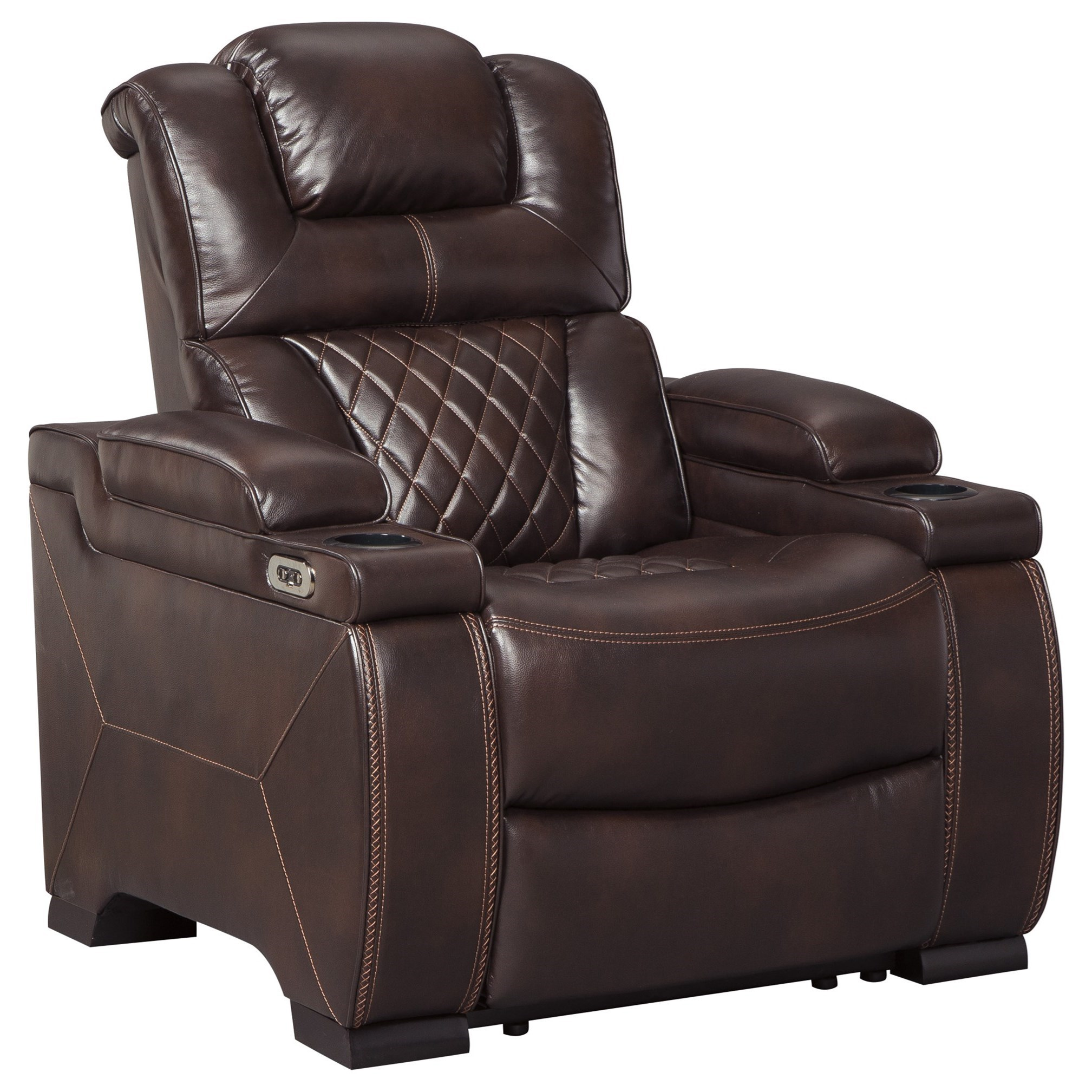 Warnerton Power Recliner by Signature Design by Ashley at Value City Furniture