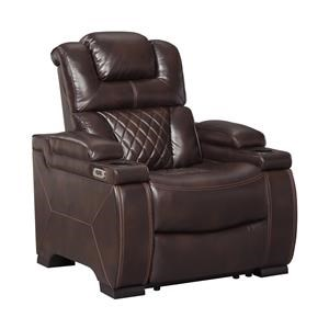 3 Power Recliners with Adjustable Headrest