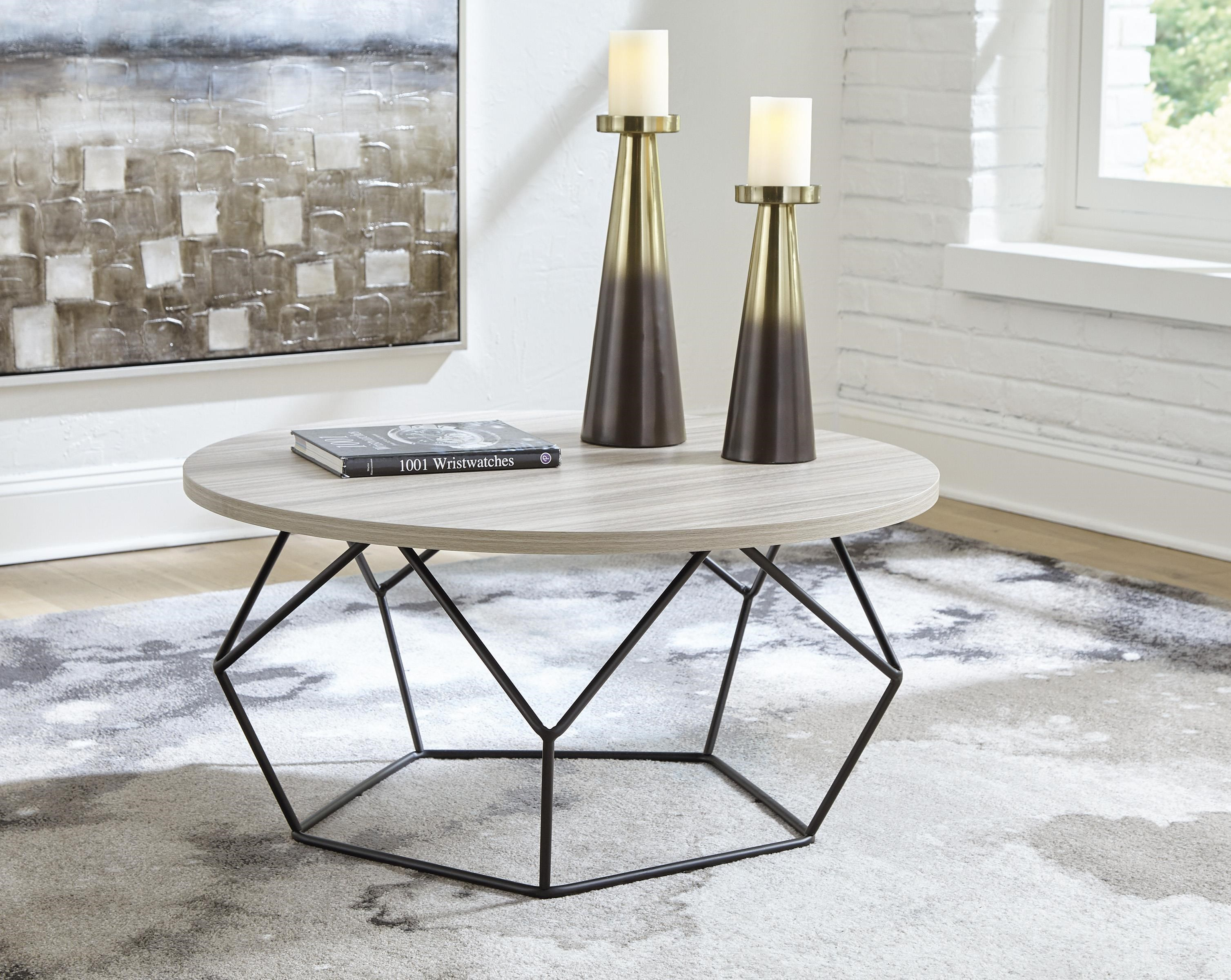 Waylowe 2 Piece Coffee Table Set by Signature Design by Ashley at Sam Levitz Furniture