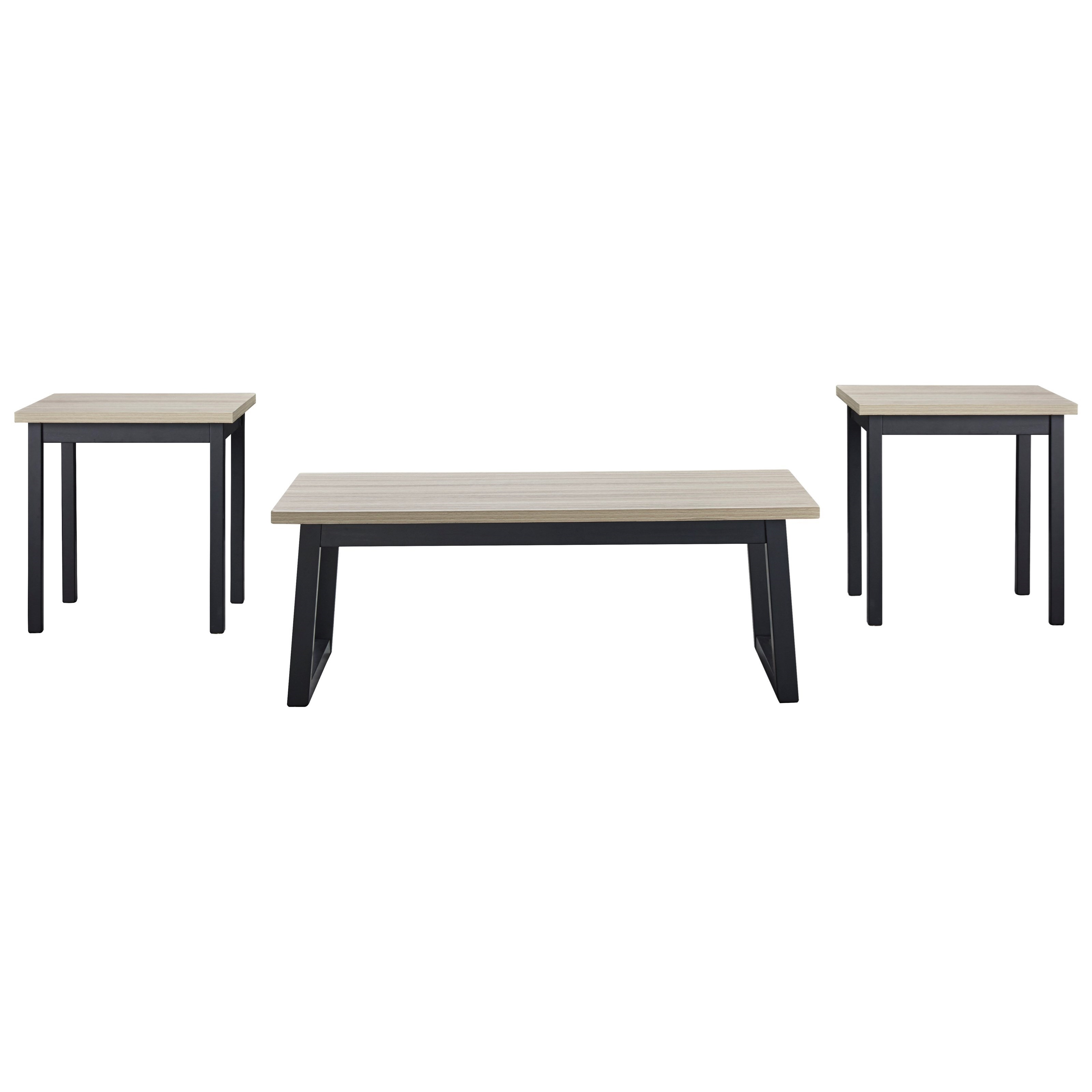 Waylowe Occasional Table Set by Signature Design by Ashley at Northeast Factory Direct