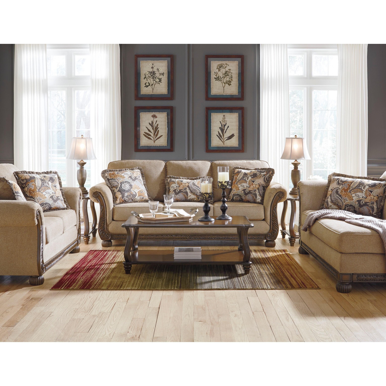 Westerwood Stationary Living Room Group by Ashley (Signature Design) at Johnny Janosik