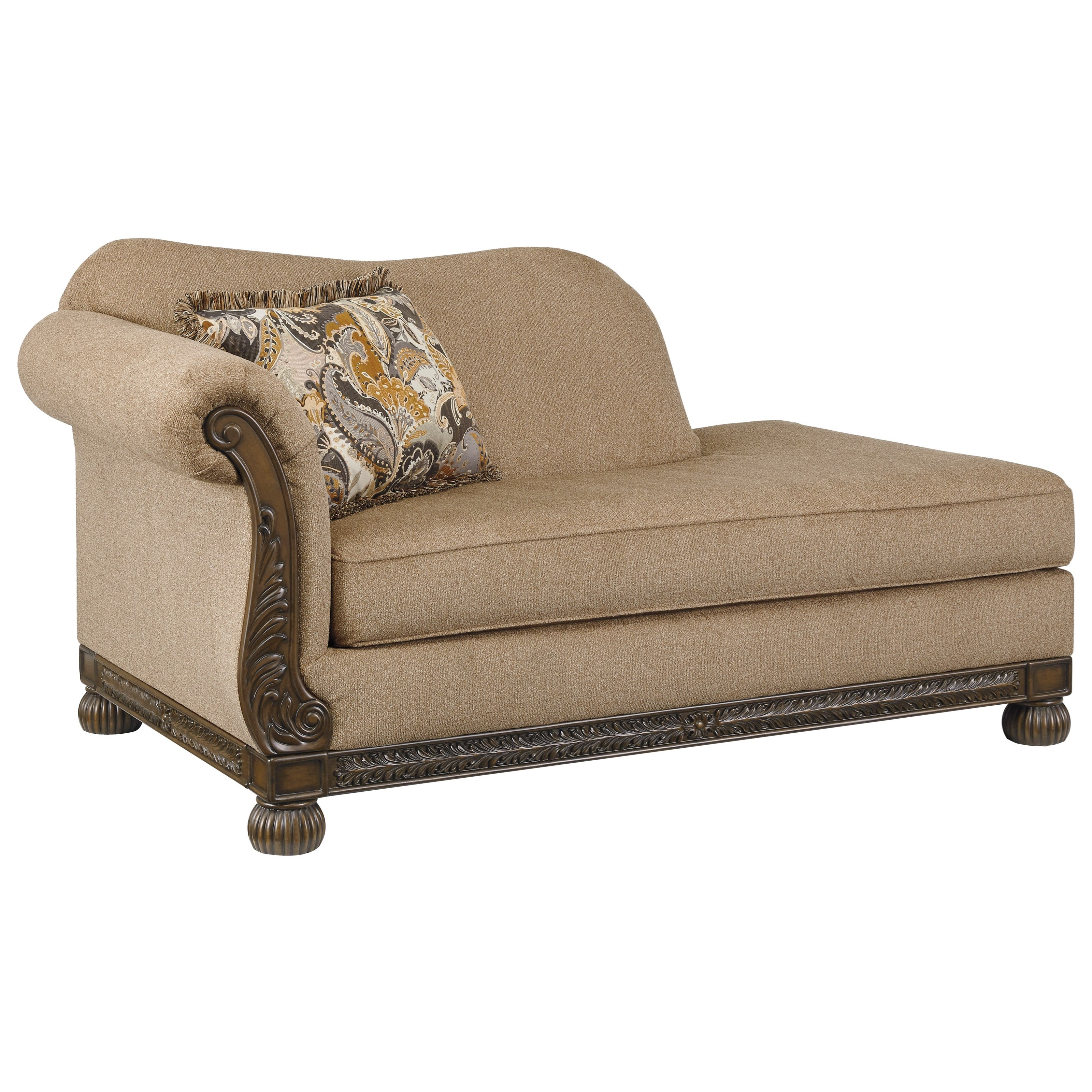 Westerwood Left Arm Facing Corner Chaise by Signature Design by Ashley at Beck's Furniture