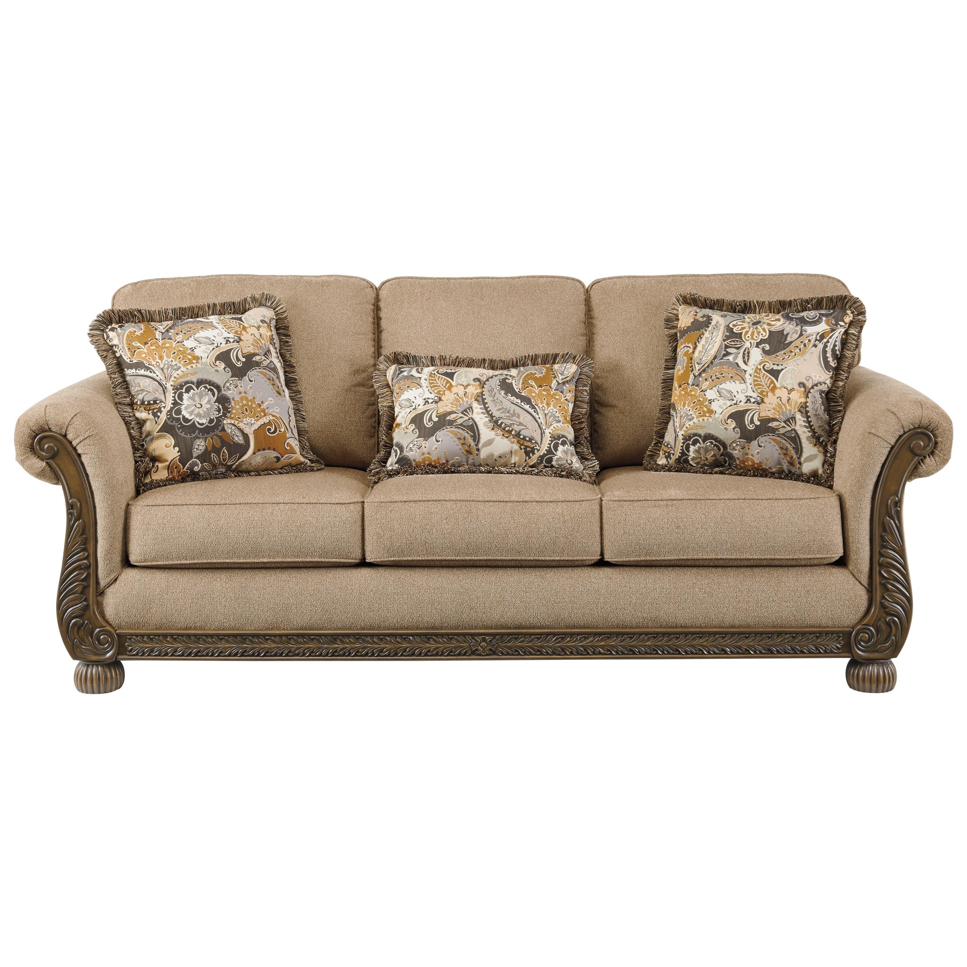 Westerwood Sofa by Ashley (Signature Design) at Johnny Janosik