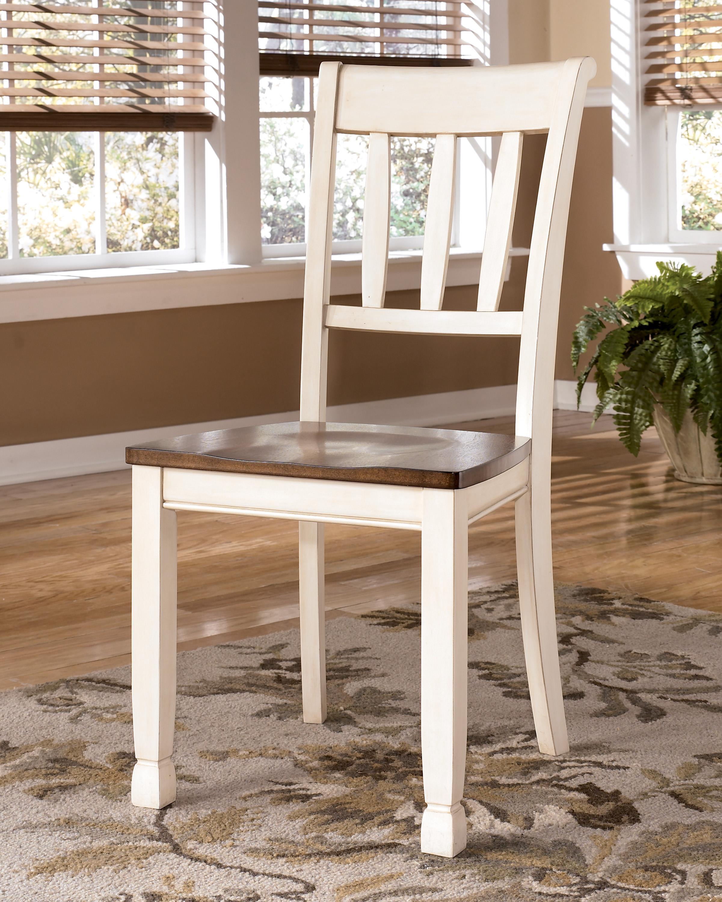Whitesburg Dining Room Side Chair by Ashley (Signature Design) at Johnny Janosik