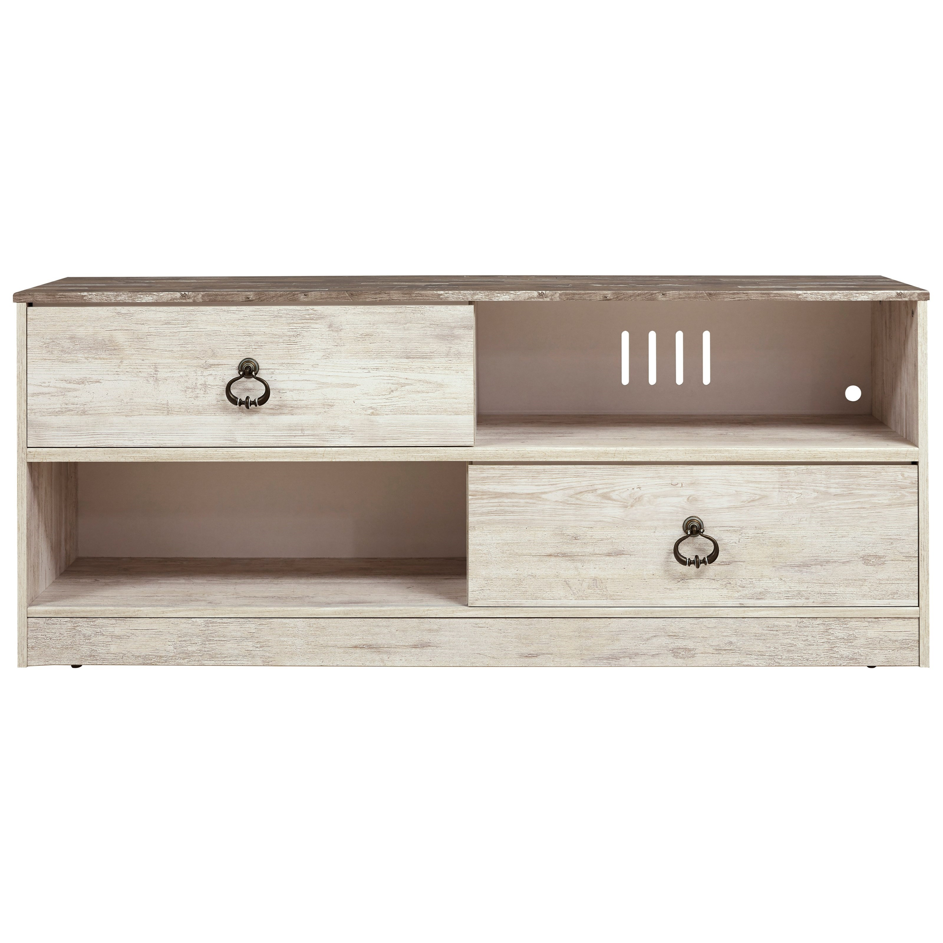 Willowton Large TV Stand by Michael Alan Select at Michael Alan Furniture & Design