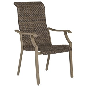 Set of 4 Arm Chairs