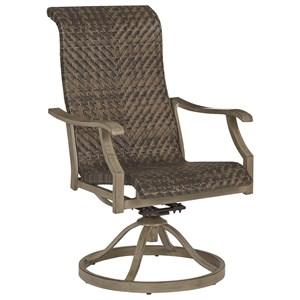 Set of 2 Swivel Chairs