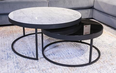 Windron Nesting Coffee Tables by Signature Design by Ashley at Sam Levitz Furniture