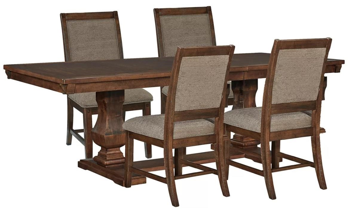 Windville - Windville 5-Piece Dining Set by Ashley at Morris Home