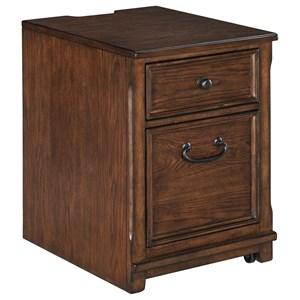 Signature Design by Ashley Woodboro File Cabinet